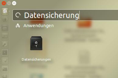 Ubuntu Dash