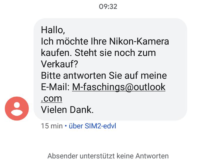 phishing-sms-willhaben